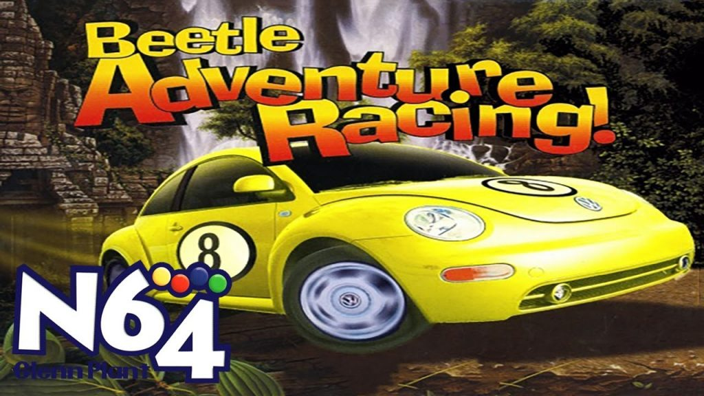 Beetle Adventure Racing N64