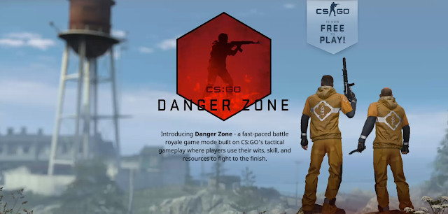Counter Strike: Global Offense Danger Zone